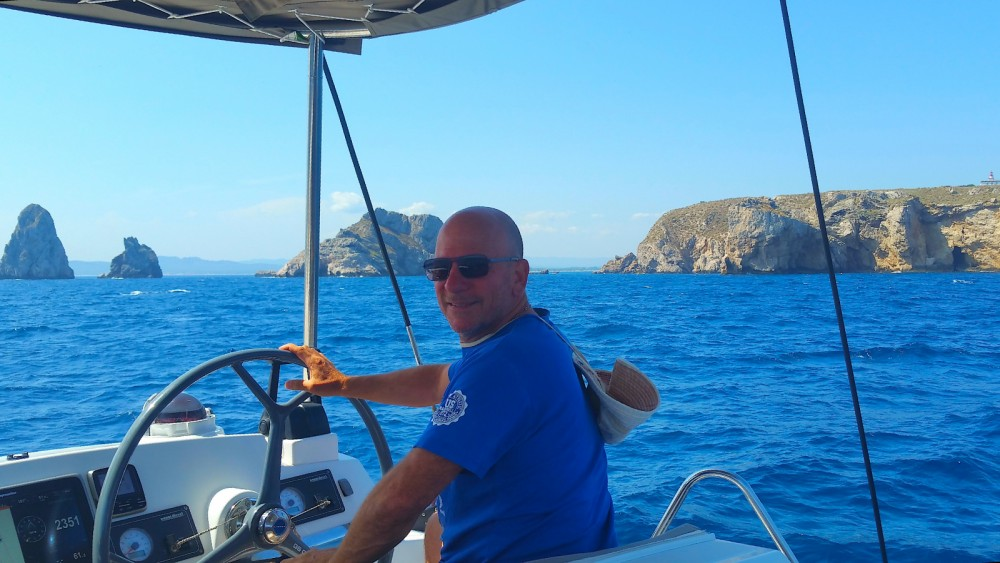 Catamaran for rent Port-Vendres at the best price
