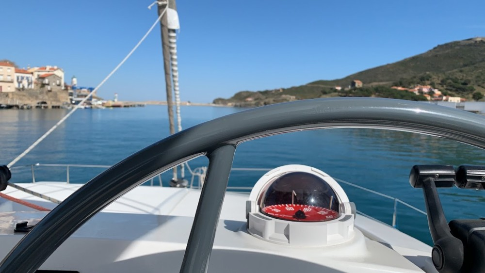 Hire Catamaran with or without skipper Bali Catamarans Port-Vendres