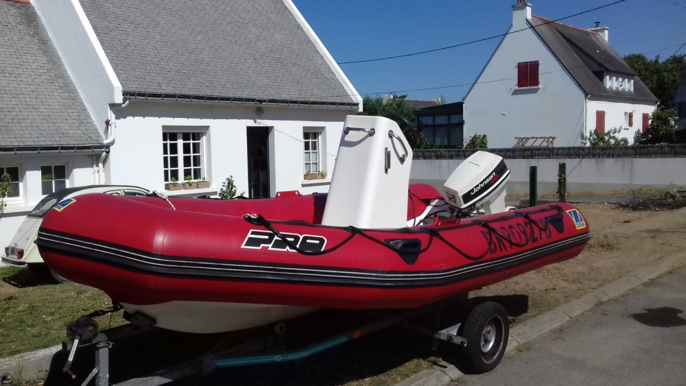 RIB for rent Sarzeau at the best price