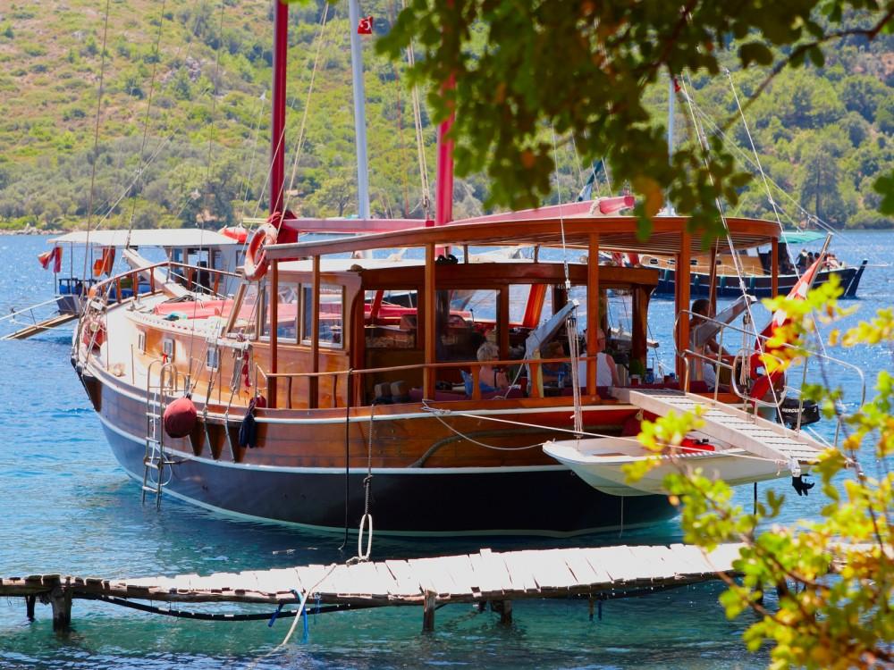 Boat rental Caicco Gulet in Aegean on Samboat