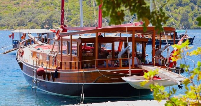 Rental Sailboat in Paros Island - Caicco Gulet