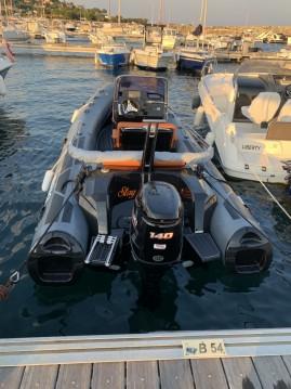 Rent a Brig Eagle 6 Sainte-Maxime