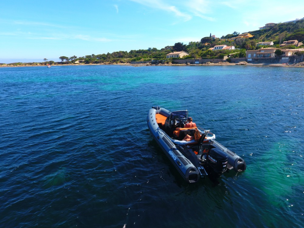 Boat rental Sainte-Maxime cheap Eagle 6