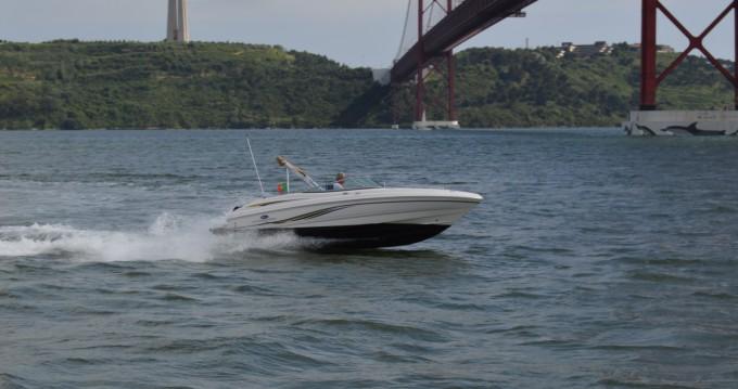 Rental Motorboat in Lisbon - Chaparral 210 SSI