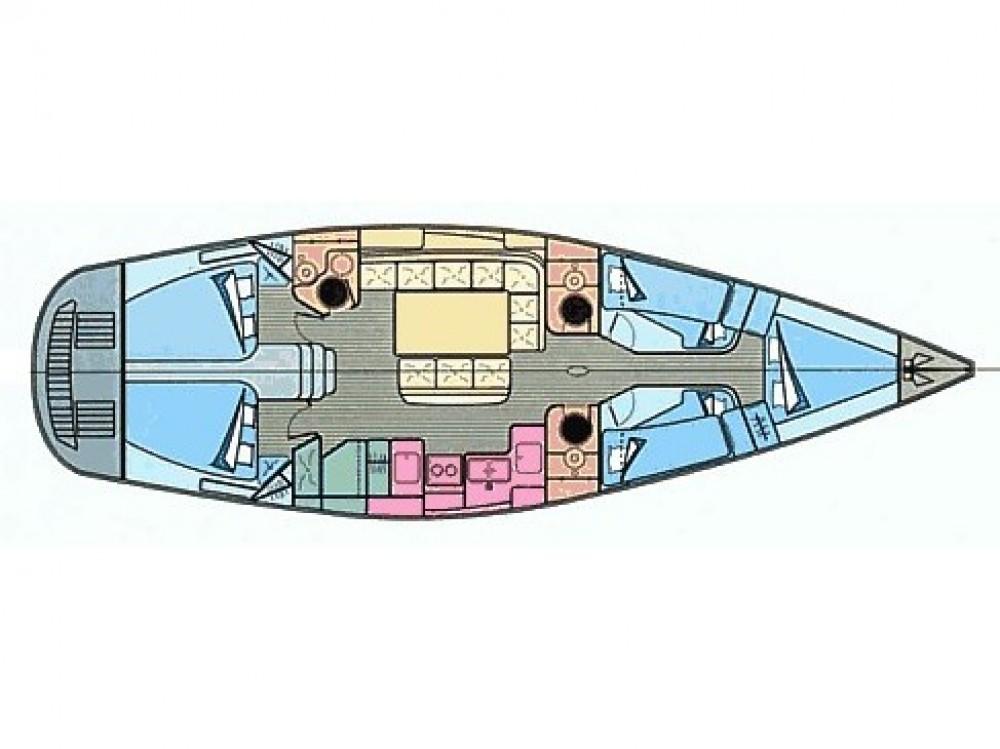 Boat rental Victoria cheap Gib Sea 472