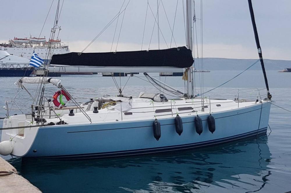 Boat rental Hanse Hanse 400E in  on Samboat