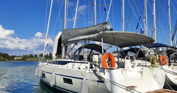 Rental yacht Gouvia - Bavaria Bavaria C45 on SamBoat