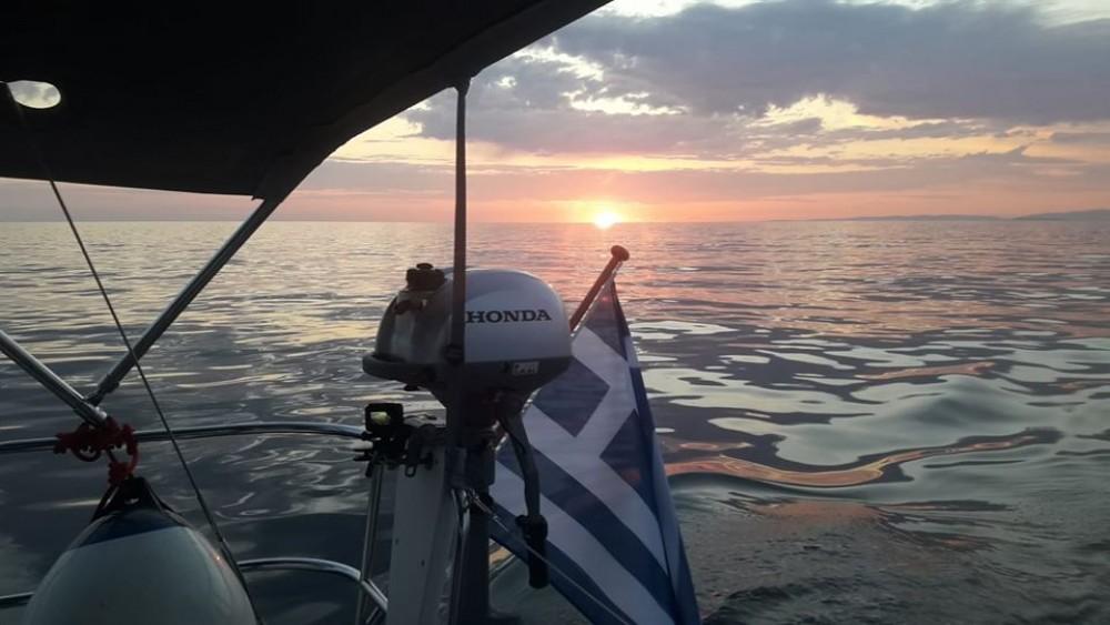 Boat rental Volos Municipality cheap Sun Odyssey 410