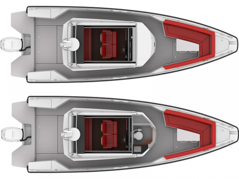 Hire Motorboat with or without skipper Axopar Kortgene