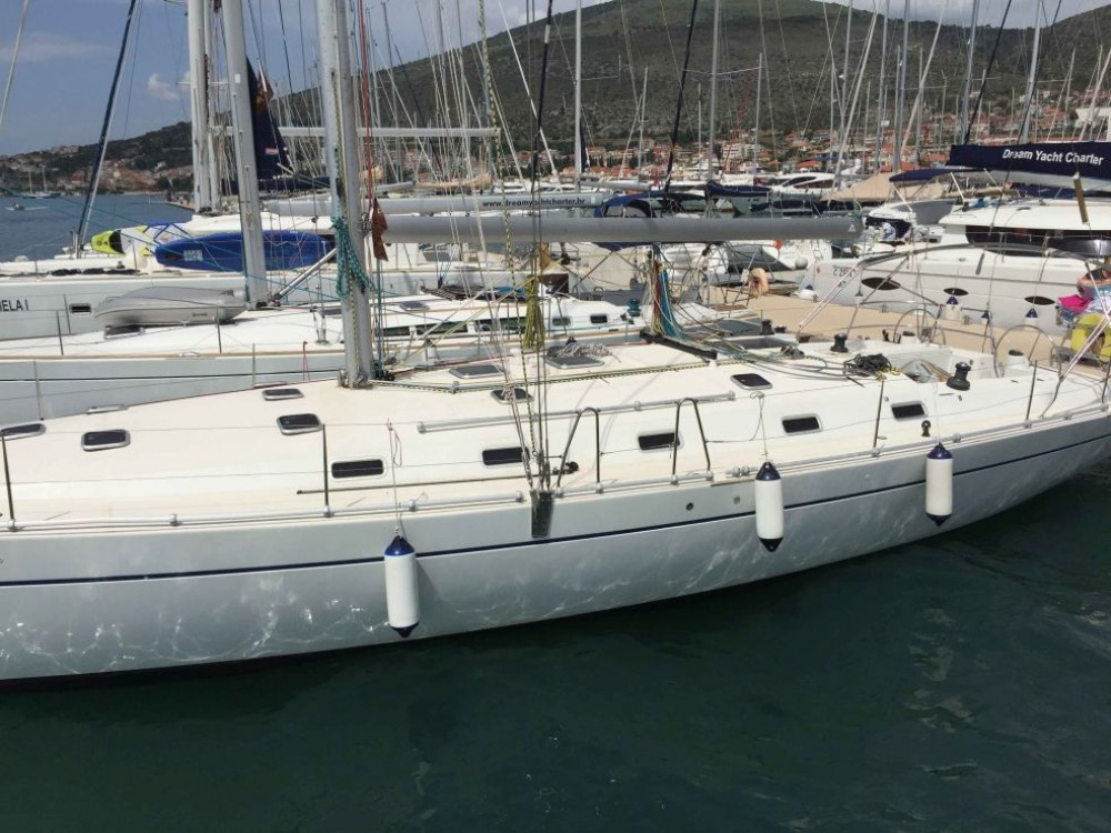 Poncin Yachts Harmony 52 between personal and professional Dubrovnik