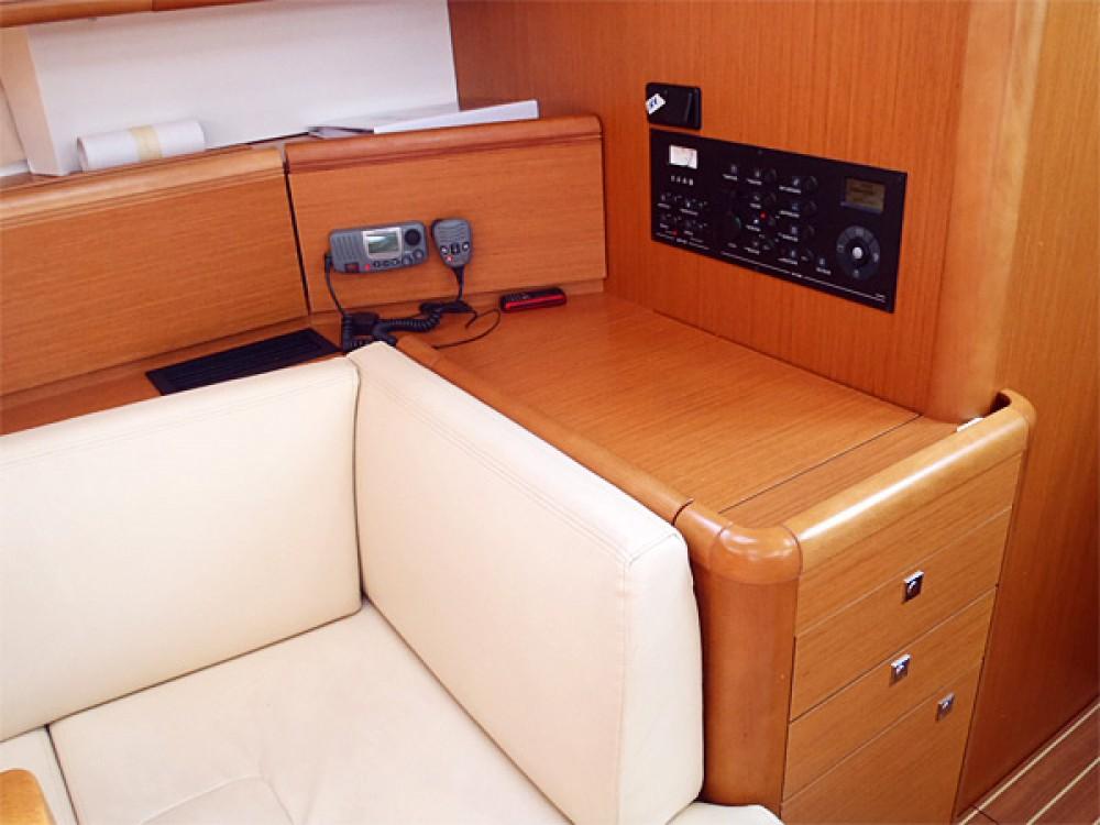Rental yacht Trogir - Jeanneau Jeanneau 53 on SamBoat