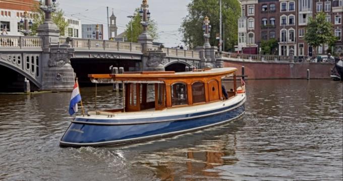Rent a Aemstelland Canalboat Amsterdam
