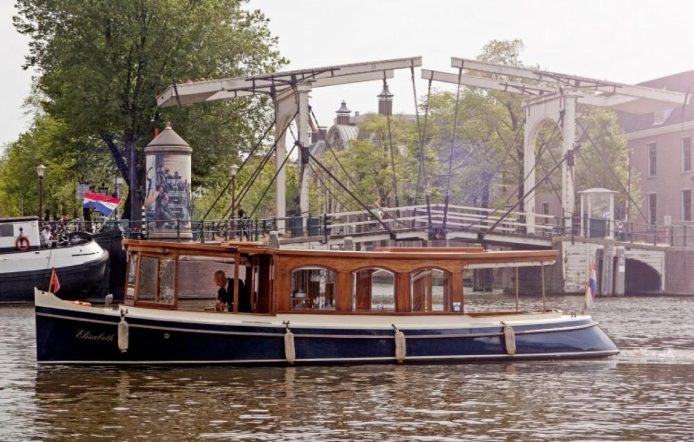 Rental yacht Amsterdam - Aemstelland Canalboat on SamBoat