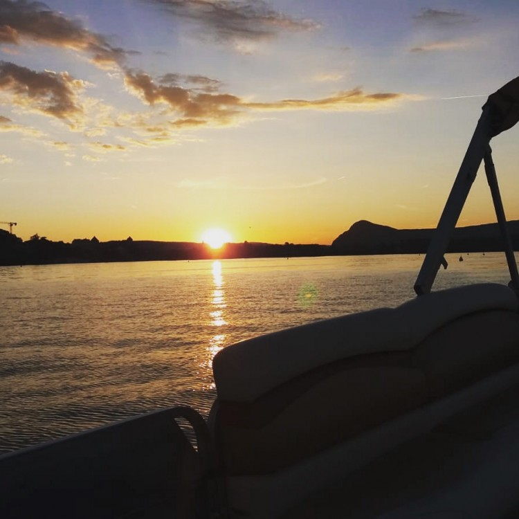 Boat rental Annecy cheap MIRAGE LZ