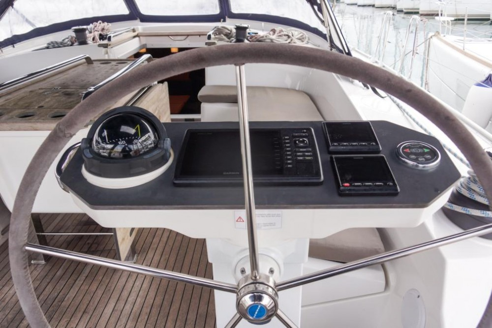 Boat rental Olbia cheap Bavaria Cruiser 56