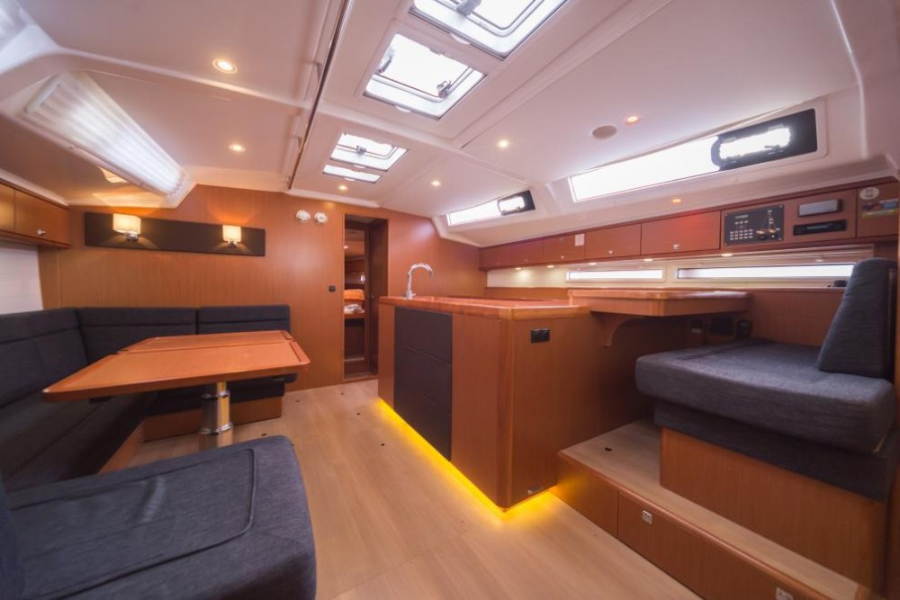 Rent a Bavaria Bavaria Cruiser 56 Olbia