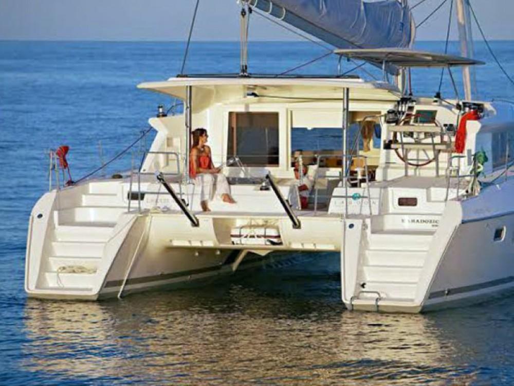 Boat rental Lagoon Lagoon 42 in Fethiye on Samboat