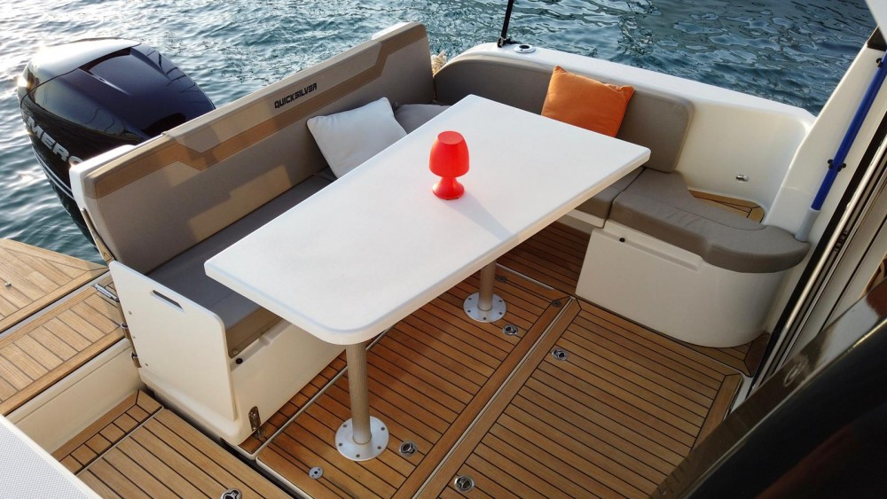 Rental yacht Sitges - Quicksilver Quicksilver 755 Week-End on SamBoat