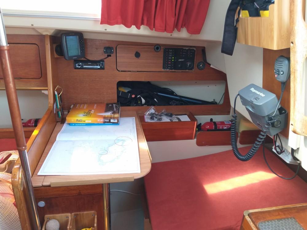 Rental Sailboat in La Rochelle - Etap Etap 30