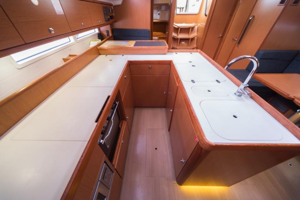 Rental Sailboat in Olbia - Bavaria Bavaria Cruiser 56