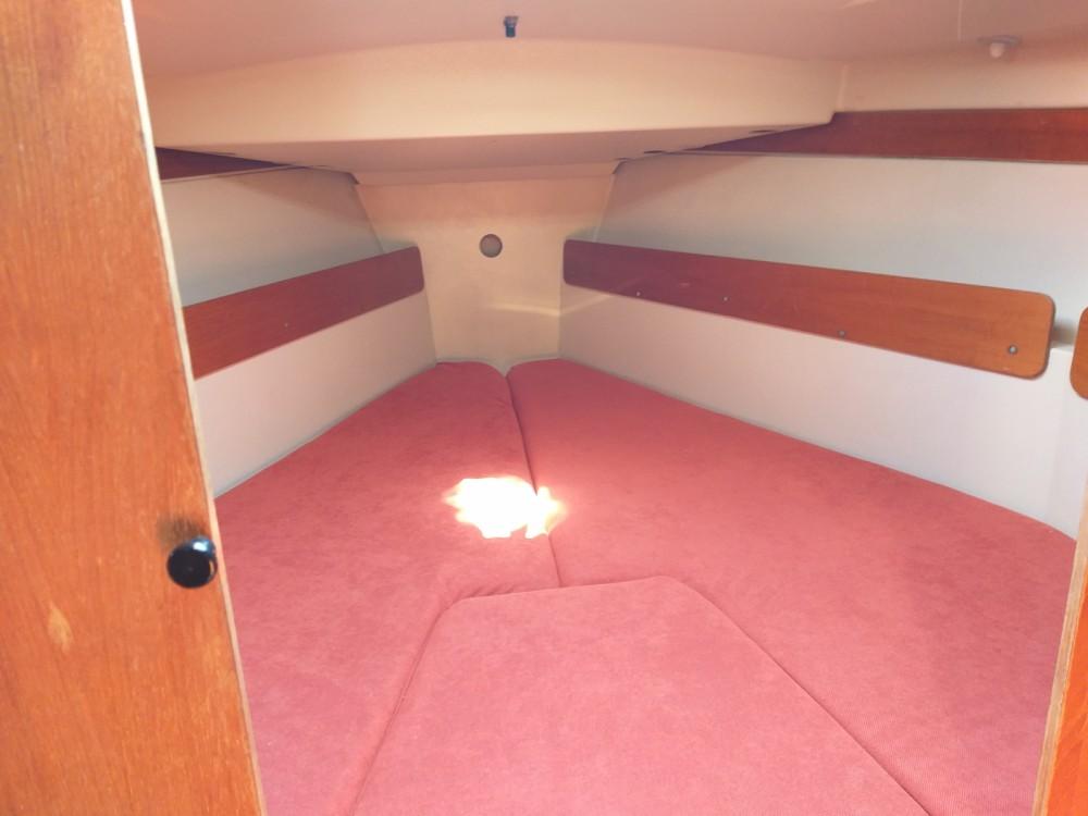 Boat rental La Rochelle cheap Etap 30