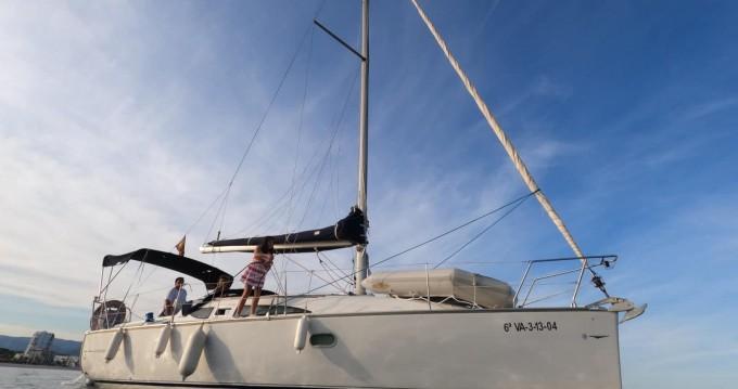 Rent a Jeanneau Sun Odyssey 32 Legend Altea