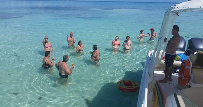 Rental yacht Sainte-Rose - Intrepid 339 WALKAROUND on SamBoat