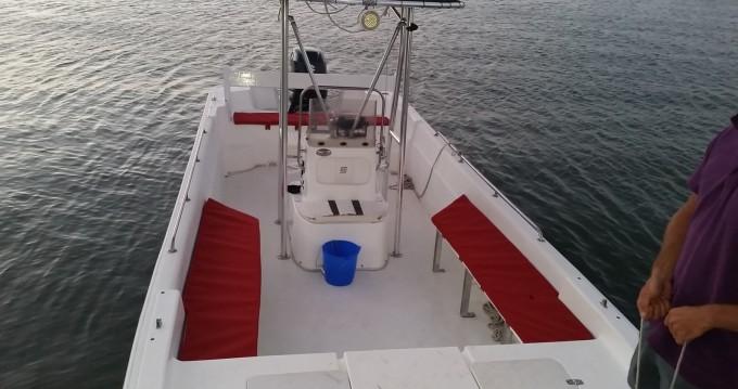 Rental yacht Sainte-Rose - Carolina Skiff carolina skiff 239 on SamBoat