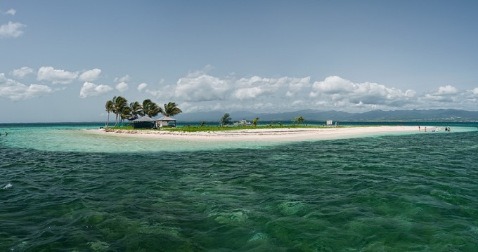 Boat rental Sainte-Rose cheap carolina skiff 239