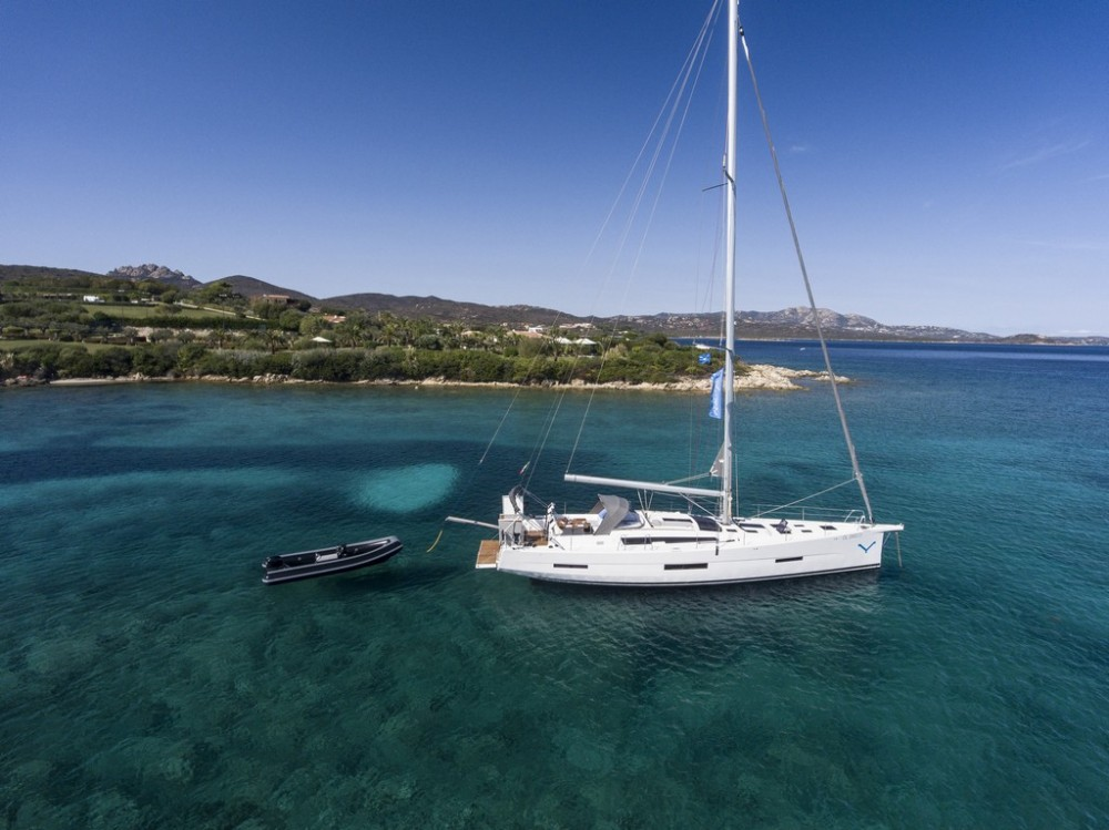 Rental Sailboat in  - Dufour Dufour 56 Exclusive