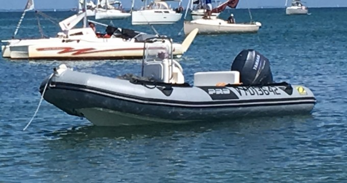 Hire Motorboat with or without skipper Zodiac Erdeven