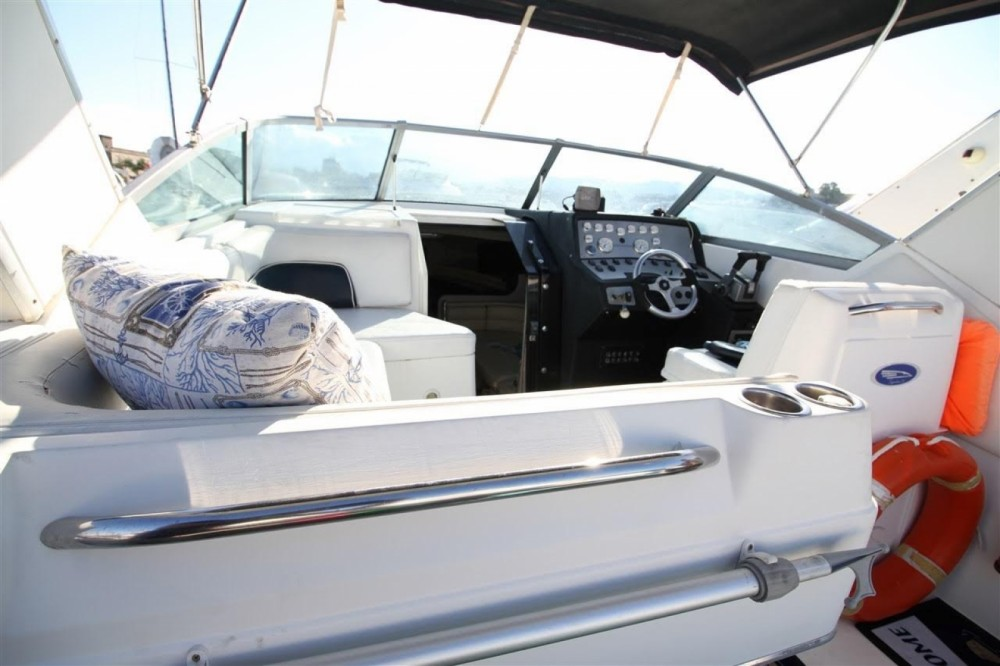 Hire Motorboat with or without skipper Chaparral Giardini-Naxos