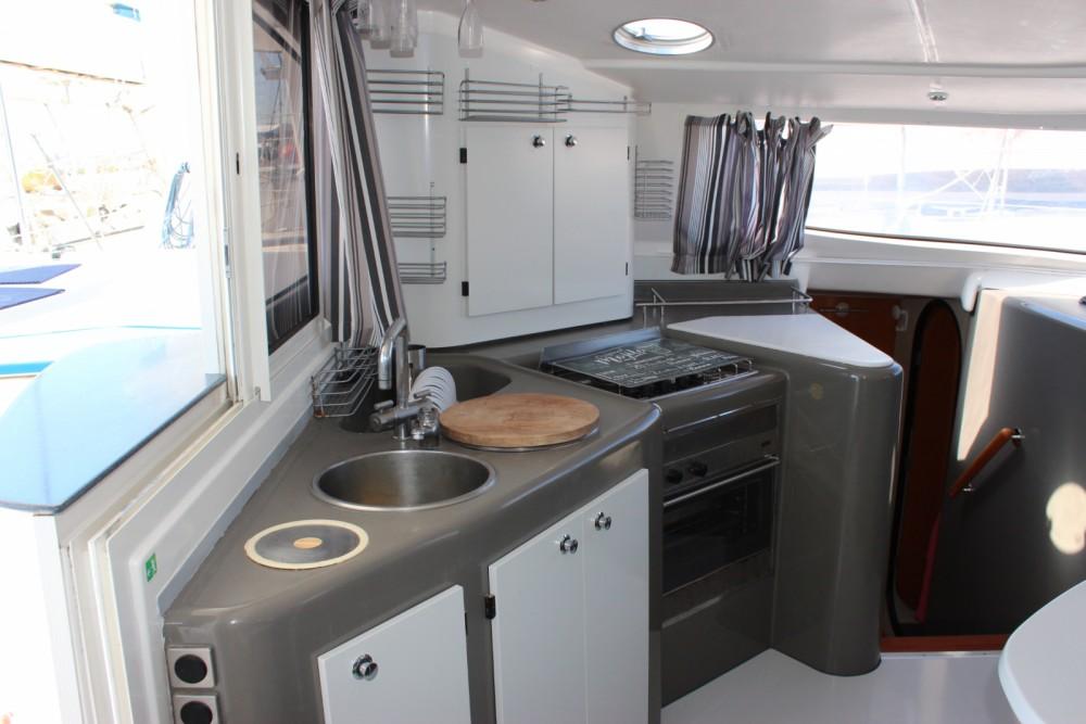Catamaran for rent Bonifacio at the best price