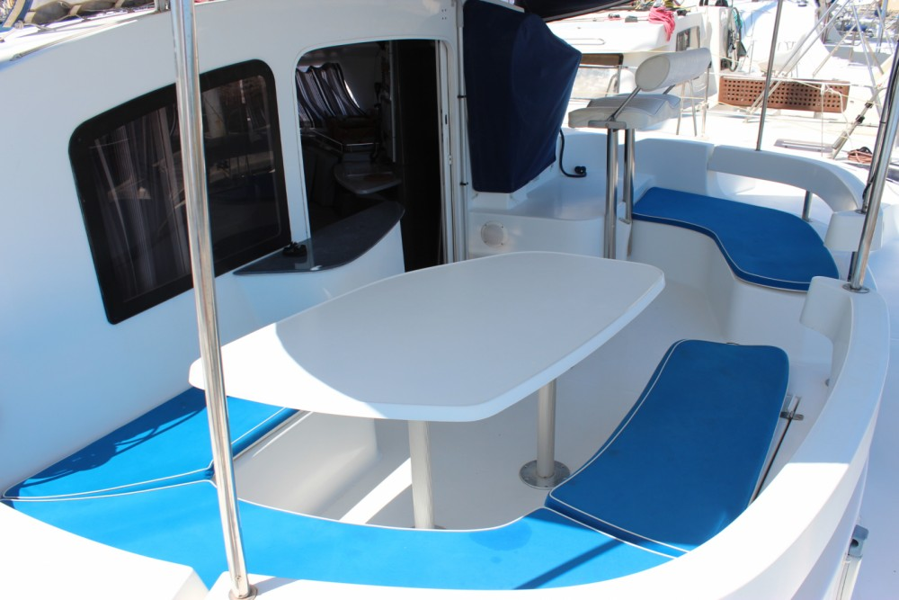 Hire Catamaran with or without skipper Fountaine Pajot Bonifacio