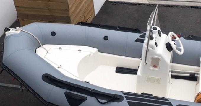 Boat rental Erdeven cheap Flotteur Pro 9 Man