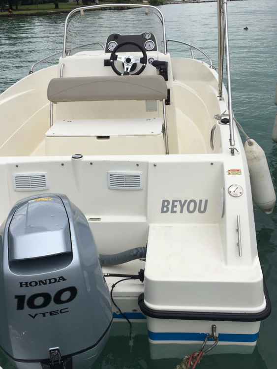 Boat rental Sevrier cheap Activ 505 Open