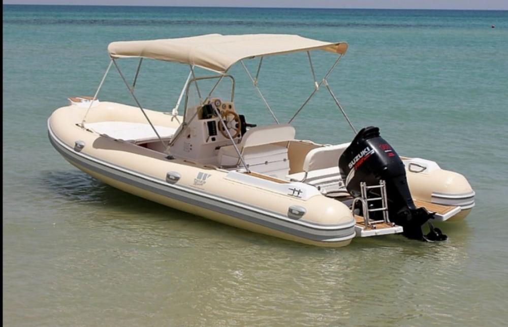 Boat rental Tiger-Marine Proline 620  in Općina Bibinje on Samboat