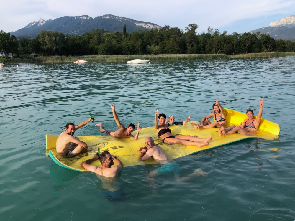 Boat rental Annecy cheap Sparkman and Stephens