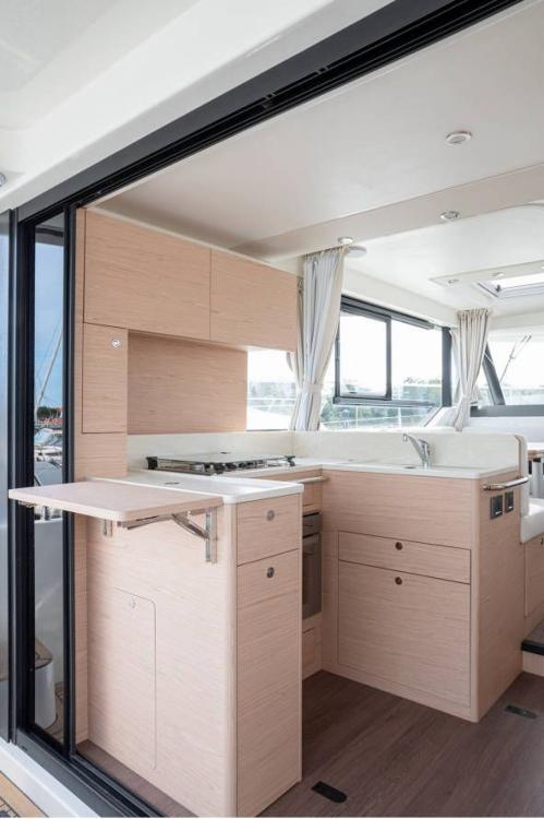 Rental Motorboat in Ajaccio - Bénéteau Swift Trawler 41