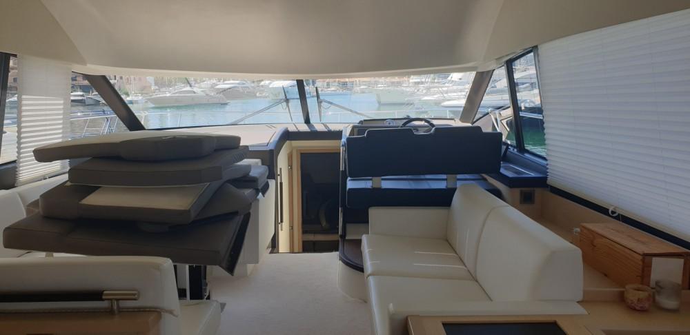 Boat rental Jeanneau Prestige 500 Fly in Cogolin on Samboat