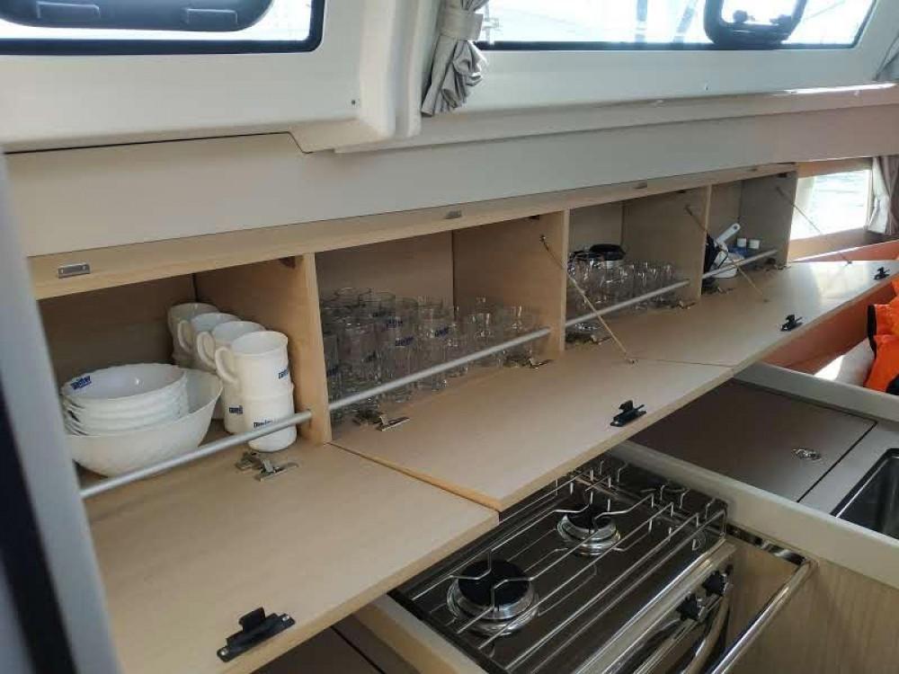 Boat rental Croatia cheap Oceanis 381