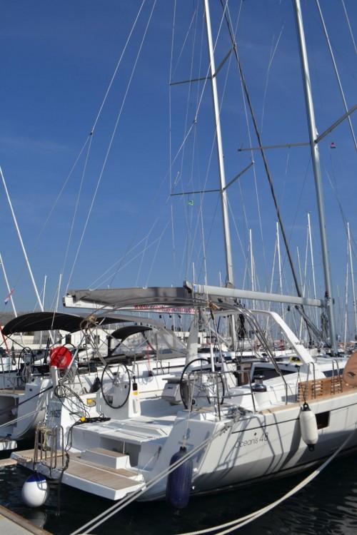 Rental Sailboat in Naples - Bénéteau Oceanis 48