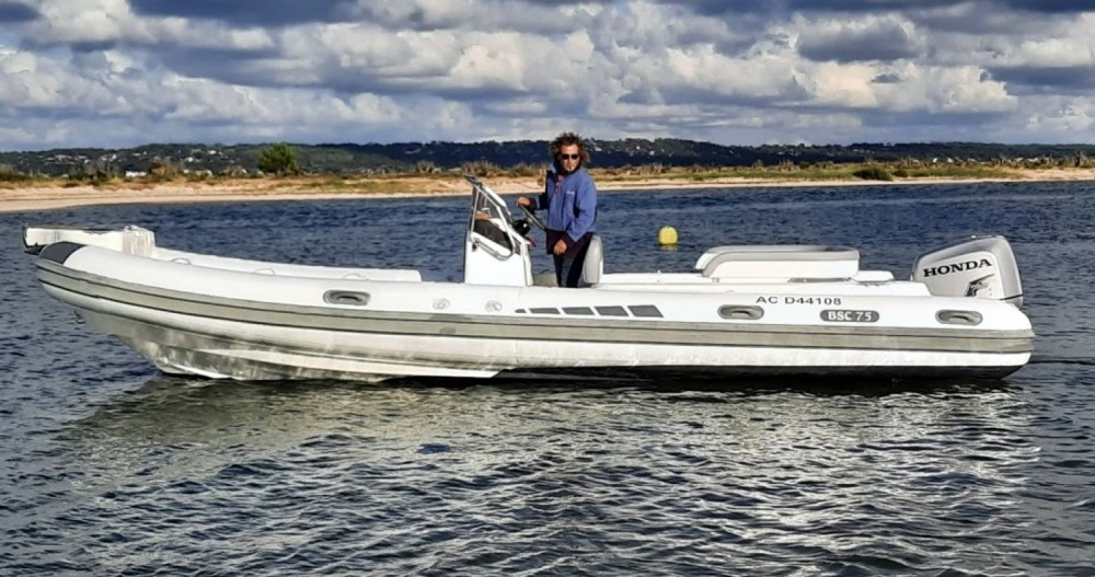 Hire RIB with or without skipper Bsc Lège-Cap-Ferret