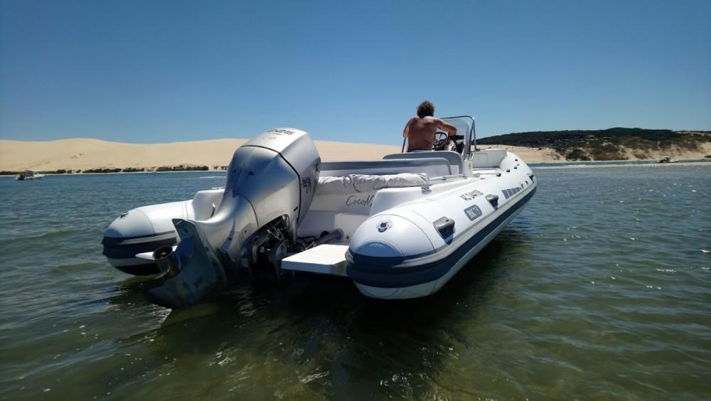 Boat rental Lège-Cap-Ferret cheap BSC 75 Classic