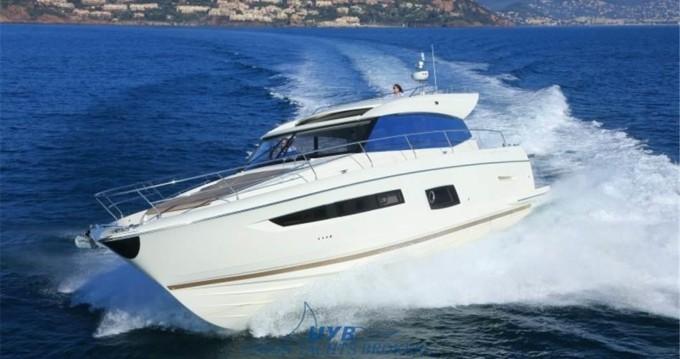 Boat rental Lipari cheap Prestige 500 S