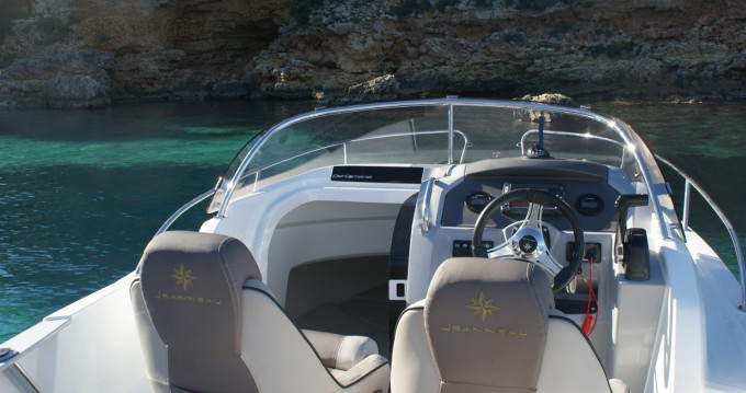 Hire Motorboat with or without skipper Glastron Ibiza Town