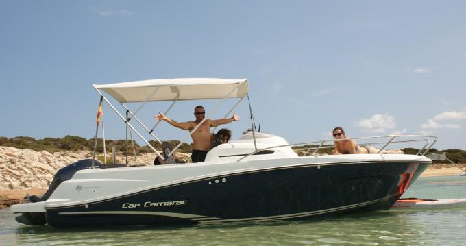 Rental Motorboat in Ibiza Town - Glastron Glastron GT 225