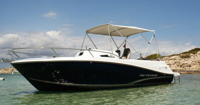 Boat rental Glastron Glastron GT 225 in Ibiza Town on Samboat