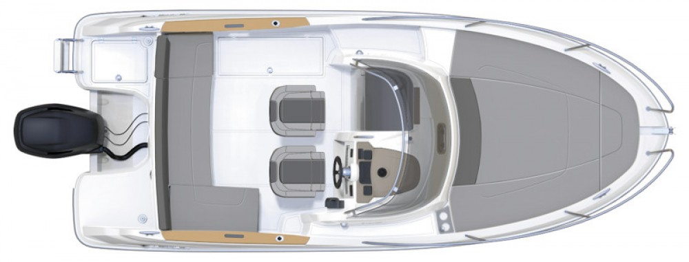 Glastron Glastron GT 225 between personal and professional Ibiza