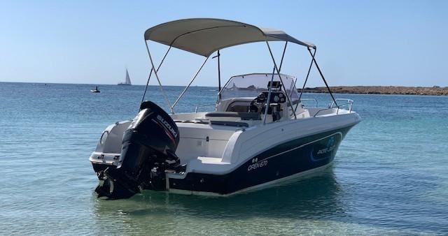 Rental yacht Ibiza Town -  Pacific Craft 670 on SamBoat